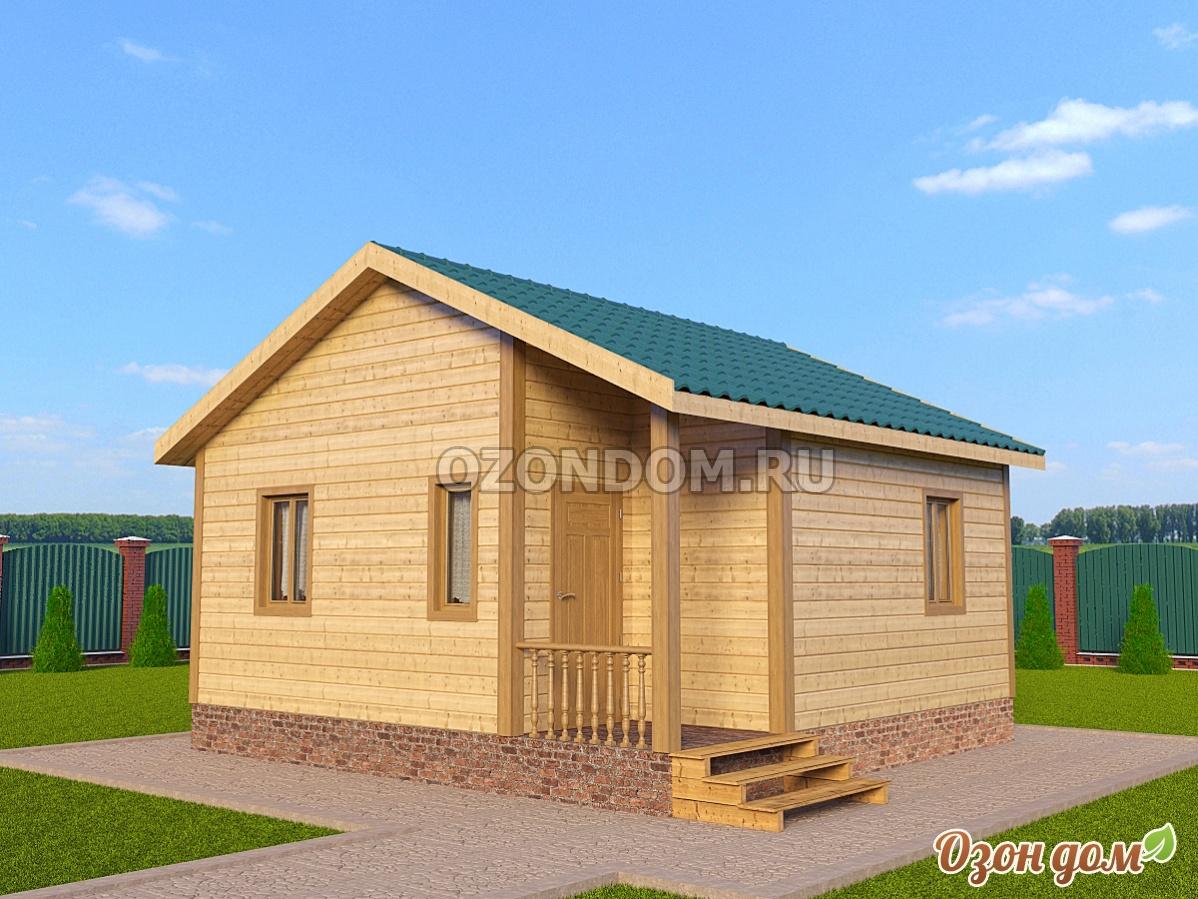 Строительство частных домов, коттеджей, бань - Частные