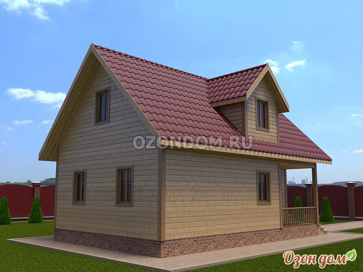 крыша с кукушкой фото
